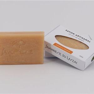 Savon parfum canelle orange - 40g ou 100g